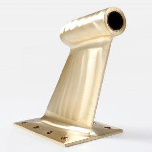 Propeller shaft support bracket
