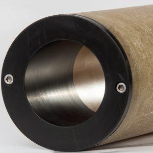 Rudder tubes